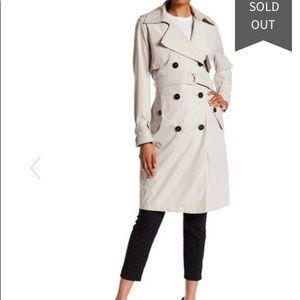 BCBGeneration Trench coat NWT XS